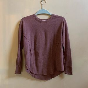 Top- very warm! Great for fall!